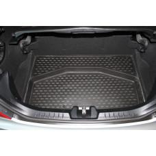 Коврик в багажник MERCEDES-BENZ SLK-Class R171 2004->, родст. (полиуретан)