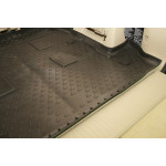 Коврик в багажник LEXUS LX 570, 2007-2012, 2012->, внед. 7 мест длин. (полиуретан)