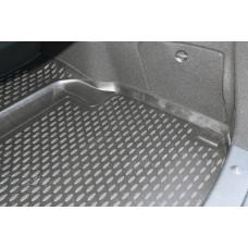 Коврик в багажник MERCEDES-BENZ C-Class W204, 2011-> сед. (полиуретан)