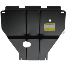 Стальная защита MOTODOR на Двигатель, КПП для TOYOTA Mark II 1992-1996
