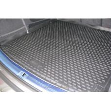 Коврик в багажник AUDI Q7 2006-2014, кросс. (полиуретан)