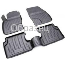 Коврик в багажник PEUGEOT 408, 2012-> сед. (полиуретан)