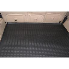 Коврик в багажник SUBARU Tribeca 2005->, кросс., 5 мест. (полиуретан)