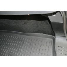 Коврик в багажник FORD Focus II 2004->, хб, (полиуретан)