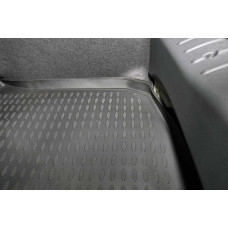 Коврик в багажник CITROEN C3 2002-2006, 2006->, хб. (полиуретан)