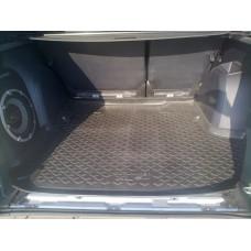 Коврик в багажник MITSUBISHI Outlander XL, с сабв. 2005->, кросс. (полиуретан)
