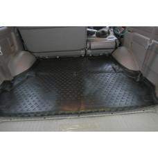 Коврик в багажник LEXUS LX 470 1998-2007, длин. (полиуретан)