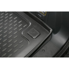 Коврик в багажник TOYOTA FJ- Cruiser, 2006->, внедорож. (полиуретан)