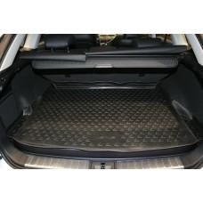 Коврик в багажник LEXUS RX350 2009->, кросс. (полиуретан)