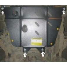 Защита картера и кпп HONDA Stream 2007-2010 4WD