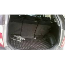Коврик в багажник HONDA Edix, 2004-2010, кросс. (полиуретан)