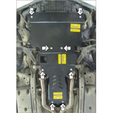 Защита картера и КПП Lexus IS 250 2005-2010 Задний привод
