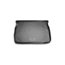 Коврик в багажник PEUGEOT 208, 2013-> хб. (полиуретан)