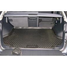 Коврик в багажник RENAULT Koleos 2008->, кросс. (полиуретан)