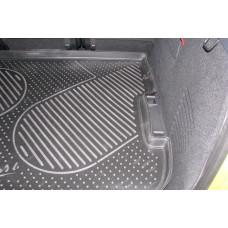 Коврик в багажник CITROEN C4 Picasso base 01/2007-2014, мв. (полиуретан)