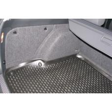 Коврик в багажник SKODA Octavia II 03/2008->, ун. (полиуретан)
