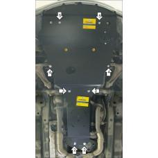 Защита картера и КПП Lexus IS 250 2005-2010 4WD