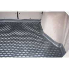 Коврик в багажник LADA Kalina 1117 2007-2013, ун. (полиуретан)