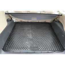 Коврик в багажник SUBARU Tribeca DM, 2011-> кросс. (полиуретан)