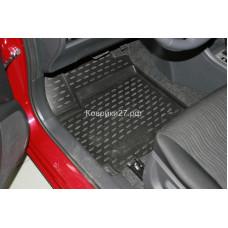 Коврик в багажник MERCEDES-BENZ Sprinter Classic, 01/2013->, Фург. длинная база, односкатная компоновка, 1 шт. (полиуретан)