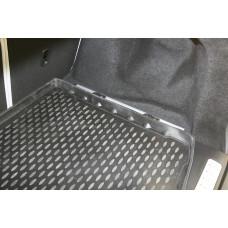 Коврик в багажник LAND ROVER Range Rover Evoque, 2011-> внед.с адаптивной системой крепления (полиур