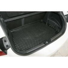 Коврик в багажник HYUNDAI i30, 2012-> хб. (полиуретан)