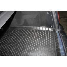 Коврик в багажник MERCEDES-BENZ GLK-Class X204, 2008->, кросс. (полиуретан)