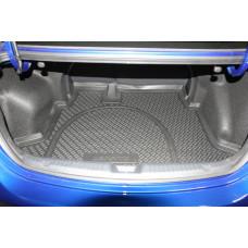 Коврик в багажник KIA Cerato Koup, 2009->, куп. (полиуретан)