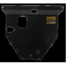 Стальная защита MOTODOR на Двигатель, КПП для TOYOTA Corolla Axio 2006-2012 передний привод