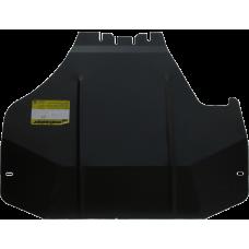Защита стальная Мотодор на Двигатель для SUBARU XV 2011-