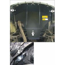 Защита стальная на Двигатель для SUBARU Outback 2003-2009
