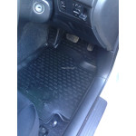 Коврики в салон Toyota Caldina 2002-2007 24 кузов. (полиуретан, с бортом)