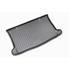 Коврик в багажник CHEVROLET Aveo 5D 2004-2012, хб. (полиуретан)