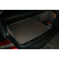 Коврик в багажник BMW 3-series E46, 1998-2005, сед. (полиуретан)