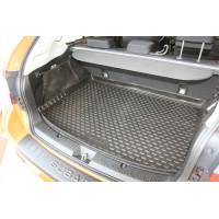 Коврик в багажник SUBARU XV, 2012-> кросс. (полиуретан)