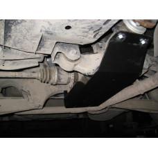 Защита редуктора Subaru Impreza 2007-2011 сталь 2мм