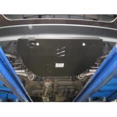 Защита картера и КПП Honda Pilot II update 2012 - сталь 2мм