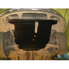 Защита картера и АКПП Toyota Caldina 2wd 2002-2007 сталь 2мм