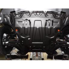 Защита  картера двигателя Lada Vesta 2015-> сталь 2мм