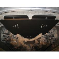 Защита картера Subaru Forester I 1997-2002 сталь 2мм