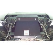 Защита картера Mitsubishi Pajero Mini  0.7 1998-2012 сталь 2мм