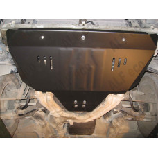 Защита картера Subaru Legacy BH 1998-2003 сталь 2мм