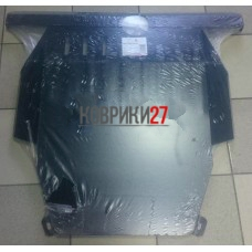 Защита картера и КПП Toyota Caldina \ Carina 211 1997-2002 сталь 2мм