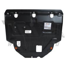 Защита картера и КПП Suzuki Vitara / Escudo/ SX4 2013- сталь 2мм