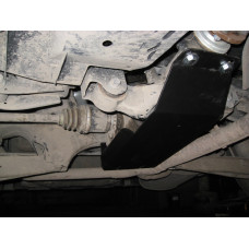 Защита редуктора Subaru Forester lll 2008-2012 сталь 2мм