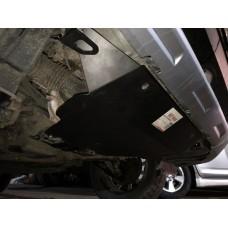 Защита картера Subaru Forester IV большая 2012- сталь 2мм