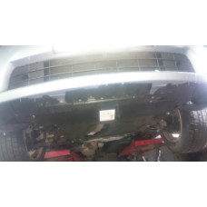Защита картера и кпп Toyota Estima 2007-2012 сталь 2мм